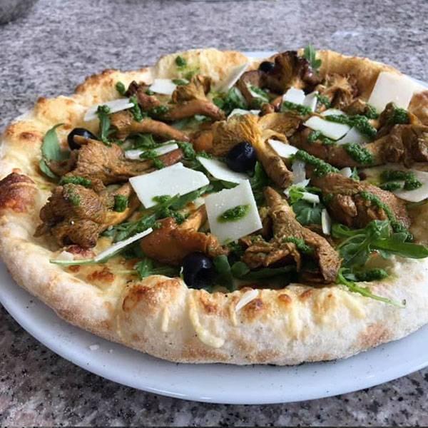 Nos Pizzas - Le Galichon - Restaurant Saint Alban